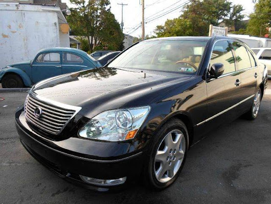 2005 Lexus Ls 430 Base 4dr Sedan In Lansdowne PA - World Class Auto Exchange