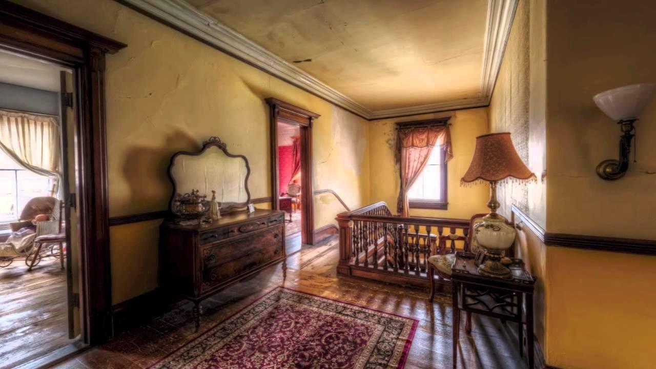 E.V.P. from Haunted Victorian Mansion (S.K. Pierce Mansion ...