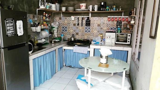 Diy Hiasan Dapur Kecil | Ide Rumah Minimalis