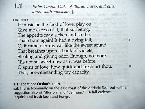Excerpt from the Works of Shakespeare, edited by Bevington