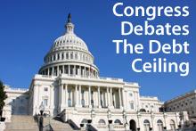 Congress debates the debt ceiling