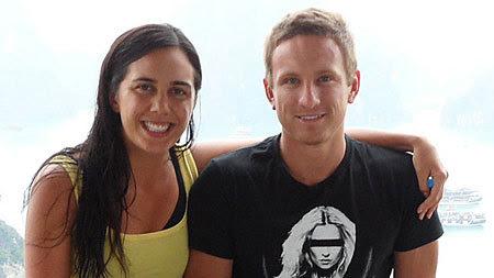 tình yêu, tình yêu đẹp, Australia, Turia Pitt, Michael Hoskin