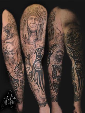 El Tatuaje Entrevista A Moka Tatuador De Cult Tattoo Incoa