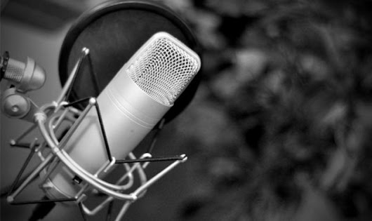 The Travelling Mic – Stories of Dedicated Voiceover Artists -