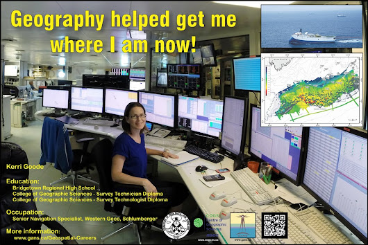 Geographic Education and Geospatial Related Careers