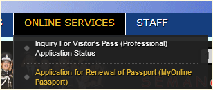 Renew Malaysian Passport Online on Outdated Penang Uncle blogspot dot com