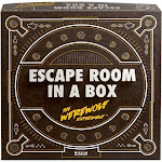 Mattel Escape Room in A Box: The Werewolf Experiment Game