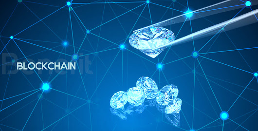 How Blockchain Technology Is Benefiting Diamond Industry- Rootinfosol