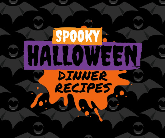 Halloween Food Dishes the Kids Will Love - Serendipity and Spice