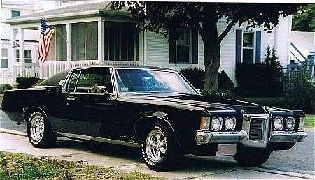1969 Pontiac Grand Prix Model J For Sale Braintree Massachusetts