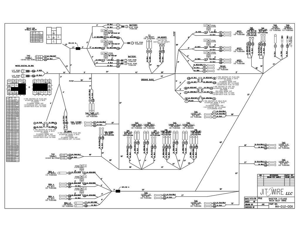 Skeeter Boat Wiring Diagram - Wiring Diagram | Hydra Sport Bass Boat Wiring Diagram |  | Wiring Diagram