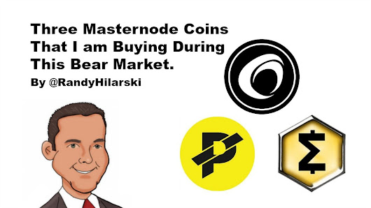 3 Masternode Coins On Sale That I am Buying! — Steemit