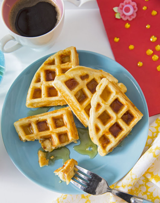 Celebrate National Waffle Day on August 24 | Real Posh Mom