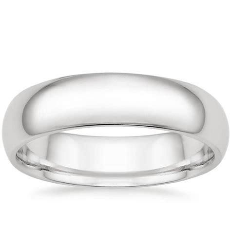 5.5mm Comfort Fit Wedding Ring   Brilliant Earth
