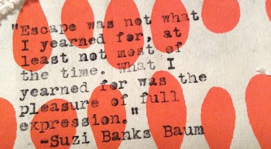 Creating from Inside Motherhood Part II: An Interview with Suzi Banks Baum - A Life of Practice