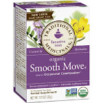 Traditional Medicinals Tea, Smooth Move, Organic, Bags - 16 tea bags, 1.13 oz