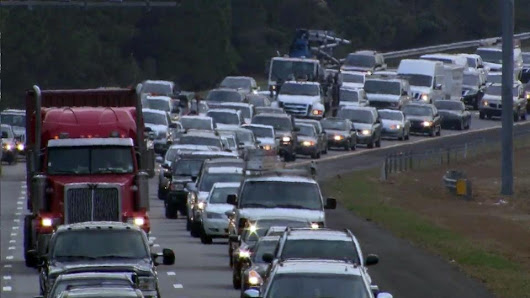 Record number of travelers expected on NC roads for holidays, AAA says :: WRAL.com