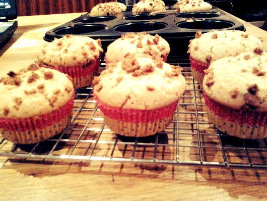 Speculoos muffins