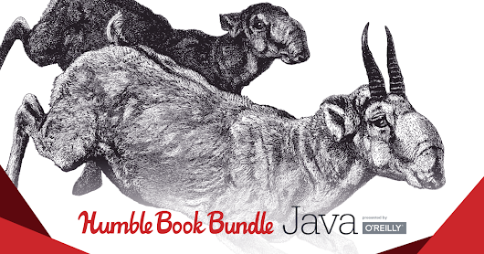 Humble Book Bundle: Java by O'Reilly