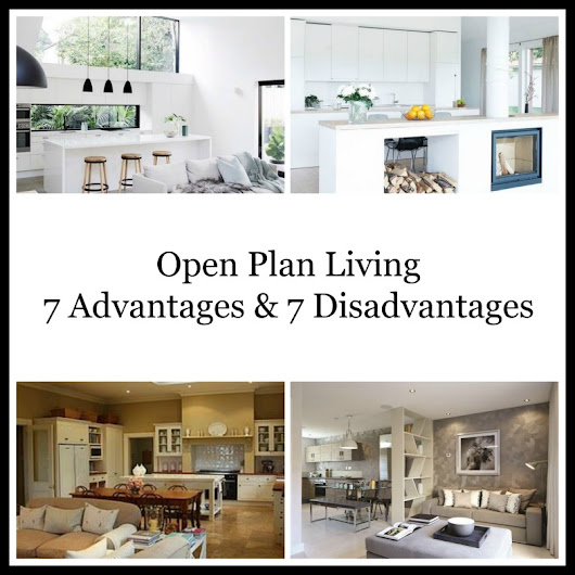 Open Plan Living: Pros and Cons - Tradesmen.ie Blog