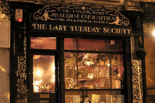 Viktor Wynd's Museum of Curiosities | London