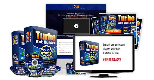 Enter to WIN Turbo Bot Builder with FULL Resale, Master Resale & Private Label Rights
