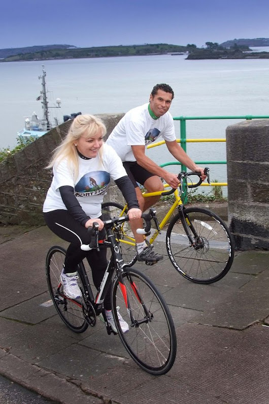 Fort 2 Fort Charity Cycle 2015