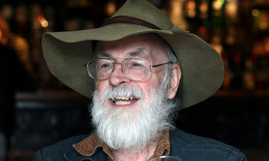 Terry Pratchett in quotes: 15 of the best