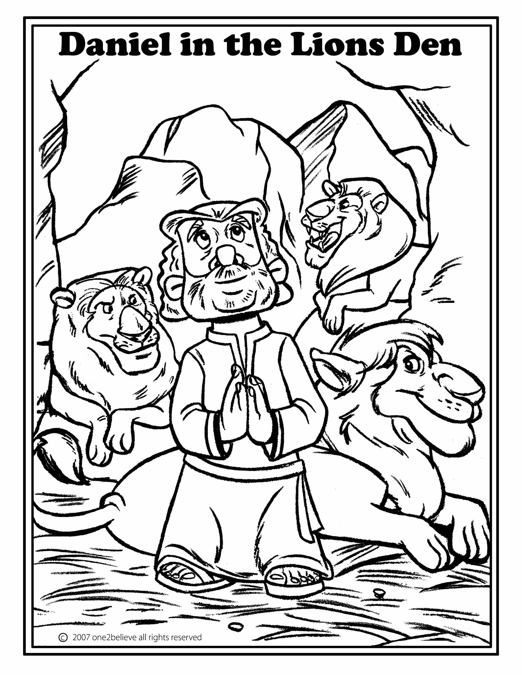 94 Bible Story Coloring Pages In Spanish Images & Pictures In HD