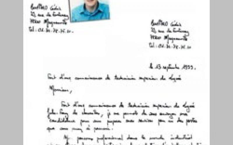 Exemple Lettre De Motivation Spontanée Decathlon - Perkata q