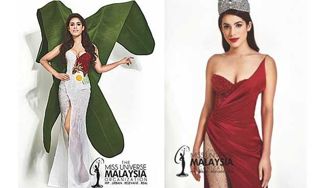 Gambar Kredit Miss Universe Malaysia