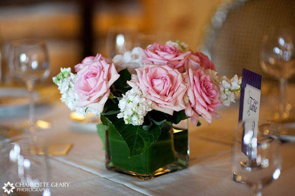 Ideas for Centerpieces: Charlotte Geary Photography