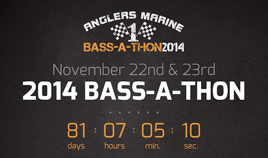 2014 Anglers Marine Winter Bass-A-Thon