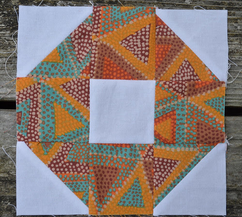 Snowball - #81 Farmer's Wife Sampler Quilt