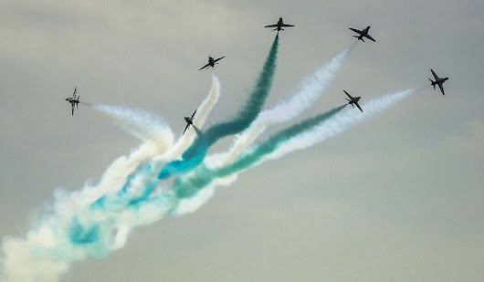 Biggest Air Show in Islamabad marks Pakistan's 70th Independence Day - Islamabad Scene