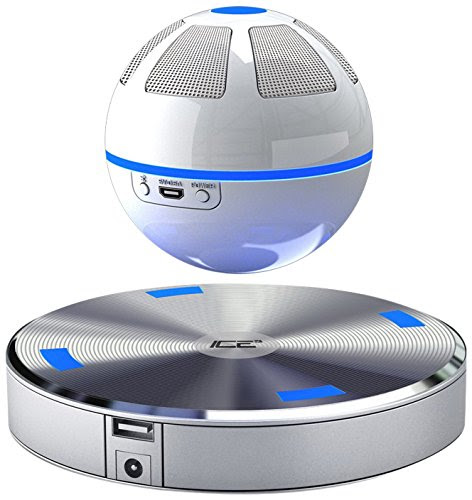 Latest Ice Orb Floating Bluetooth Speaker