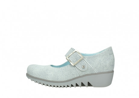 Wolky Silky Mary Janes