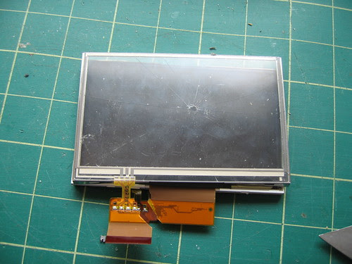 LCD Disassembly