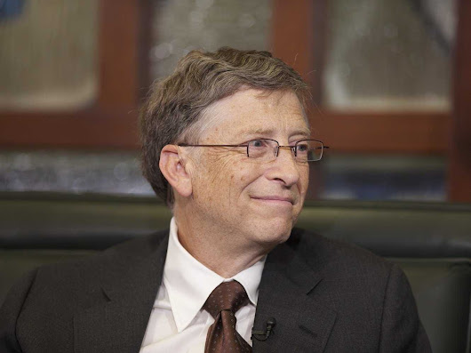 Bill Gates Thinks Tech Billionaires Have Their Priorities Totally Out Of Whack