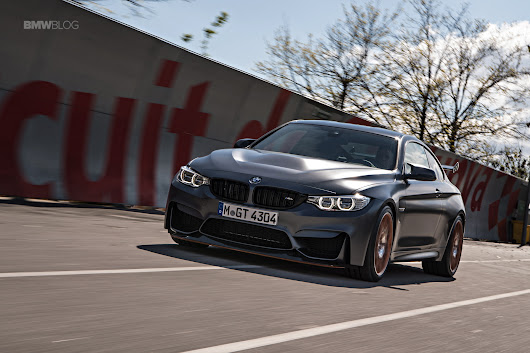 BMW M4 GTS is proof the M Division's still got it