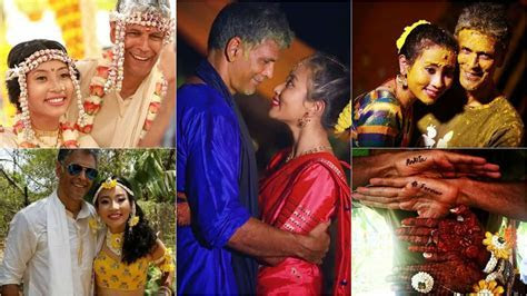 Milind Soman Ankita Konwar wedding: Here are all the