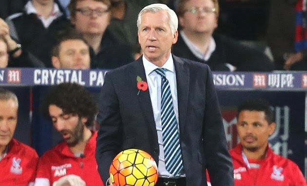 Former Newcastle boss Pardew appointed technical director of CSKA Sofia
