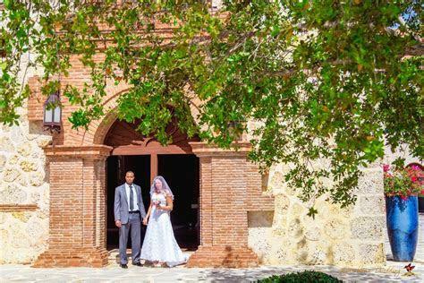Church Wedding in the Dominican Republic {Jennifer & Issac