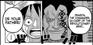 One Piece Wallpaper: One Piece When Does Luffy Meet His Dad