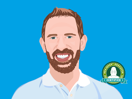 Getting to Know CBE Matthew Farber | BrainPOP Educators