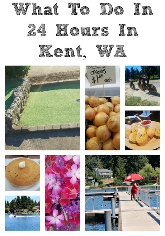 What To Do In 24 Hours In Kent, WA - Penny Pincher Jenny