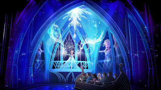Frozen Ever After water ride coming to Epcot in 2016