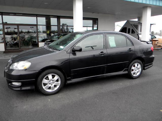 Used 2005 Toyota Corolla for Sale in Deer Park WA 99006 Parkway Auto Center