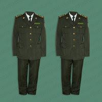 giá bán bộ đồng phục kiểm lâm