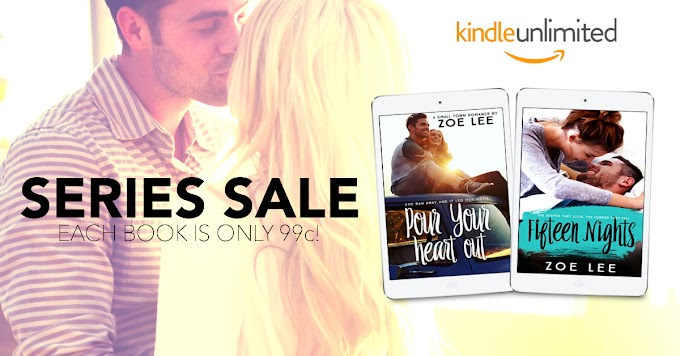 SWEET ROMANCE series sale!